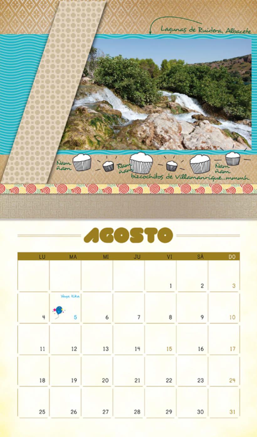calendarios... un mismo objetivo, diseños ilimitados! 13