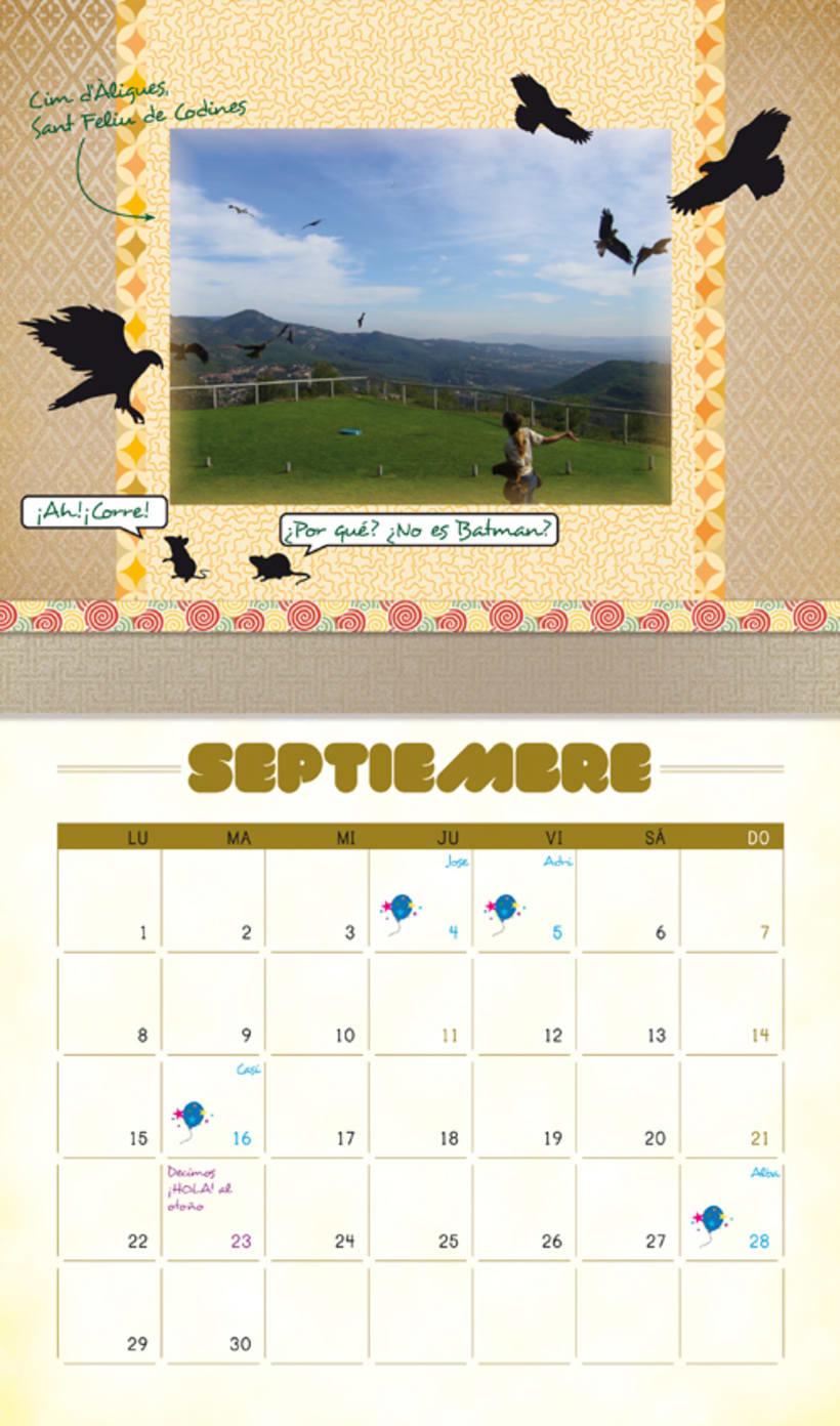 calendarios... un mismo objetivo, diseños ilimitados! 14