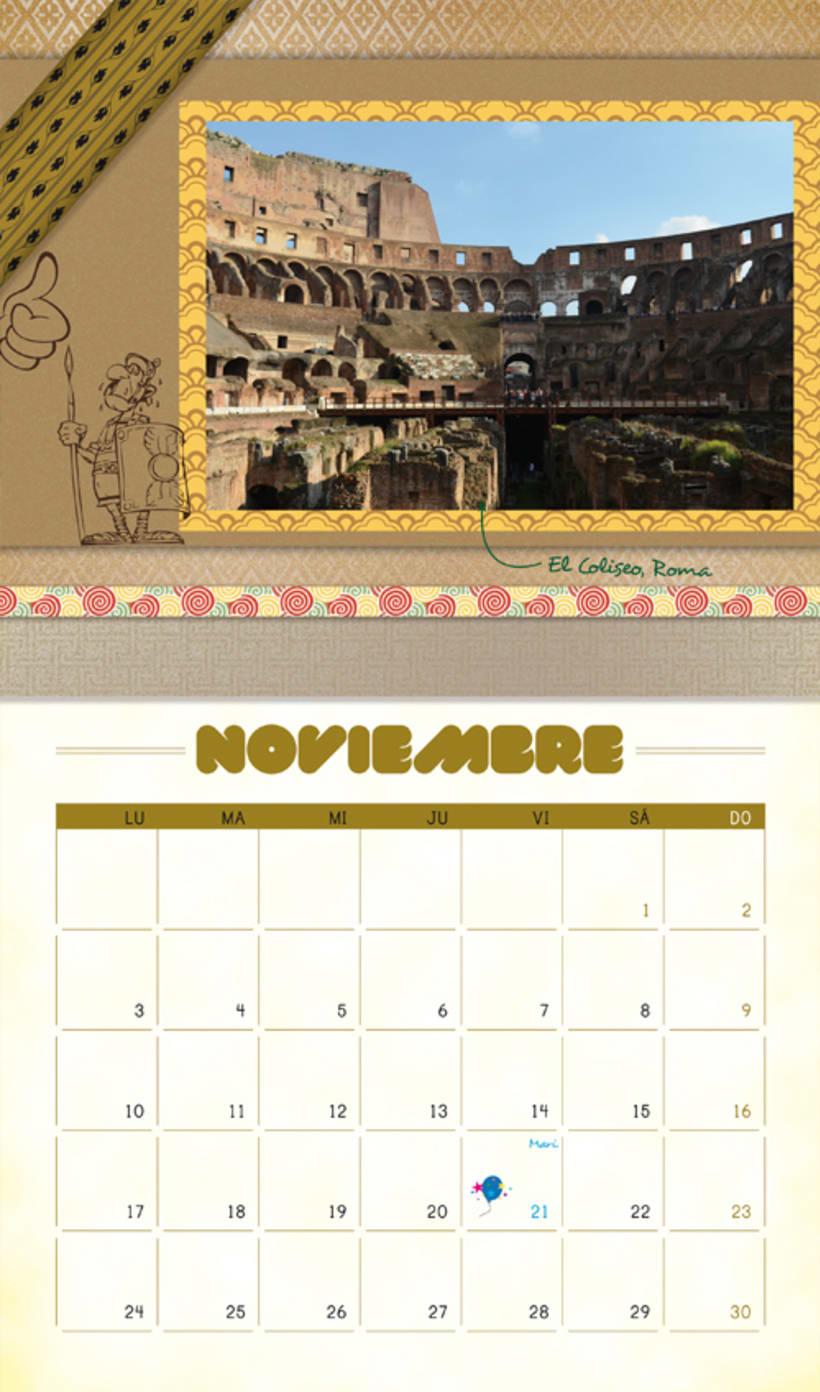 calendarios... un mismo objetivo, diseños ilimitados! 16