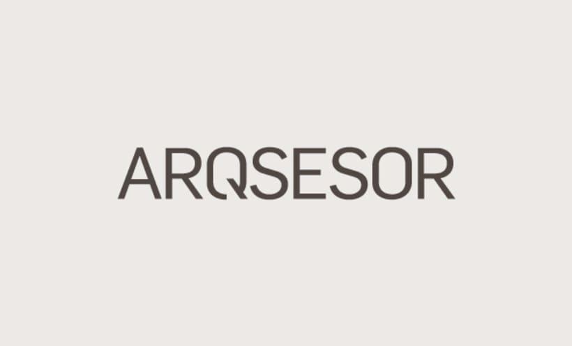 Naming, imagen corporativa y web | Arqsesor 1