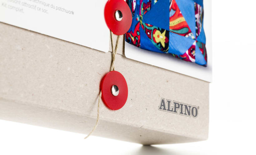 Naming, diseño de marca y packaging | Alpino ArtBox 5