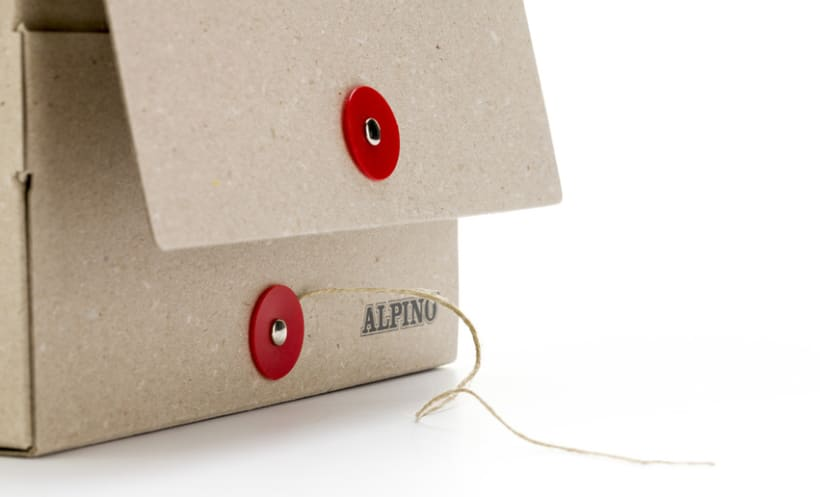 Naming, diseño de marca y packaging | Alpino ArtBox 7
