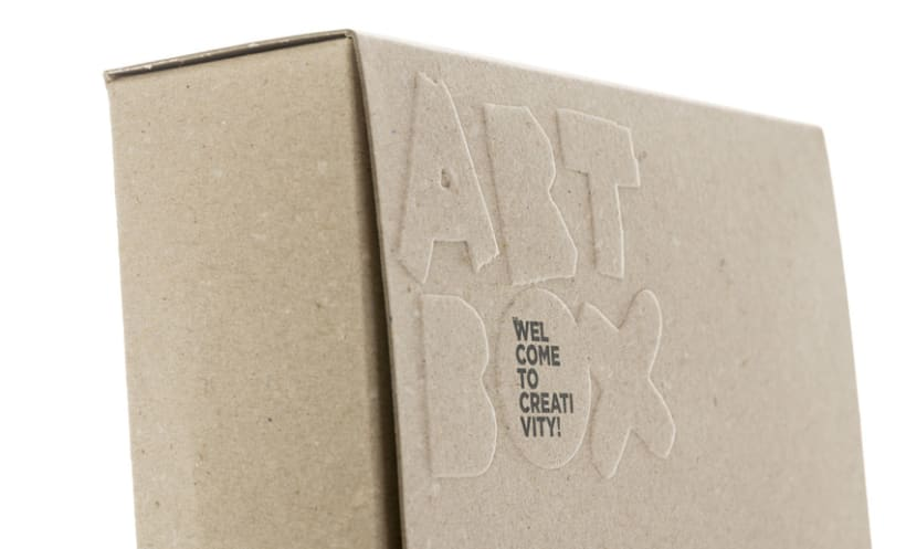 Naming, diseño de marca y packaging | Alpino ArtBox 8