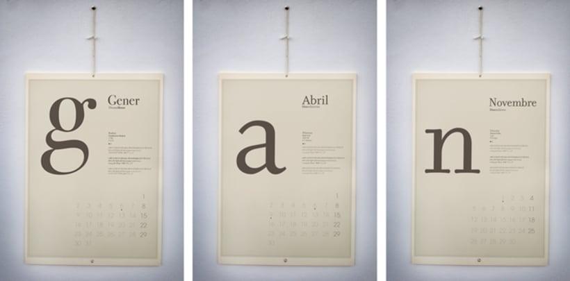 Calendari Tipogràfic 2012 0