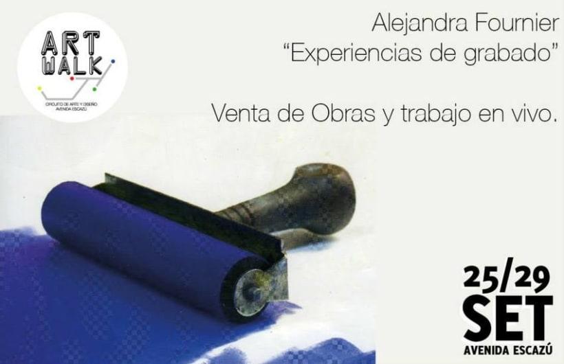 Comunicación y Diseño gráfico para la Feria de Arte Art Walk Costa Rica 3