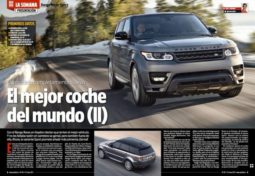 Revista Auto Bild España 1