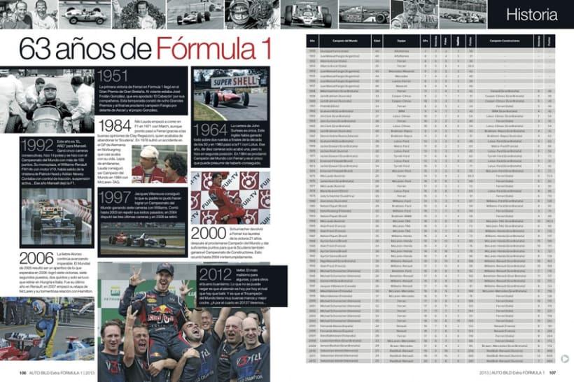 AB extra Fórmula 1 6