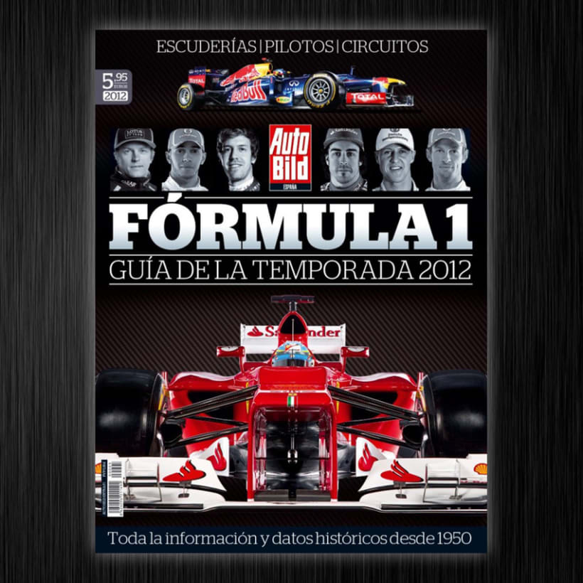 AB extra Fórmula 1 7