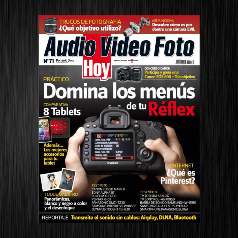 Audio Video Foto Hoy 1