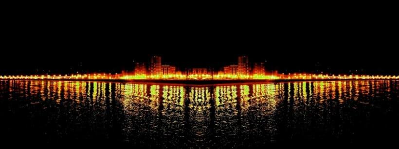 City geometric forms -1