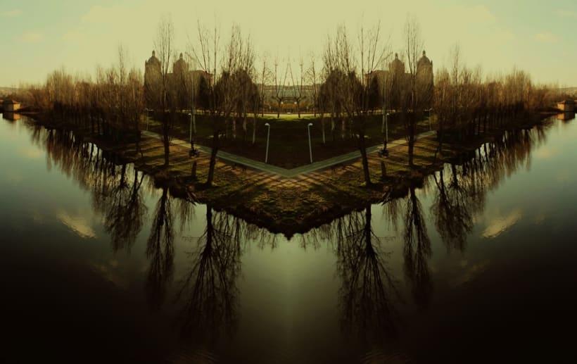 City geometric forms 2