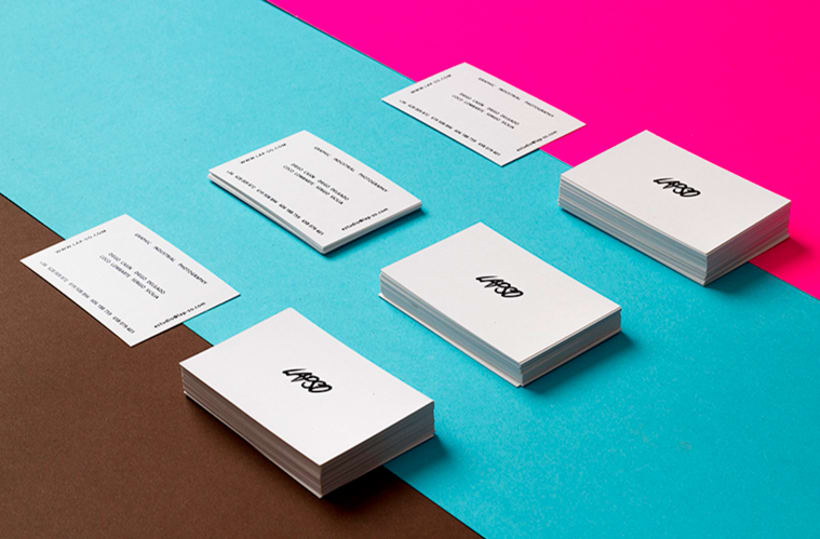 Lapso business cards 0