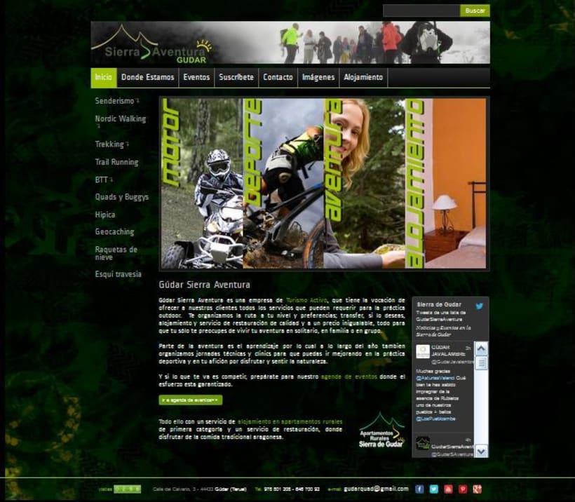 Web Gúdar Sierra Aventura -1