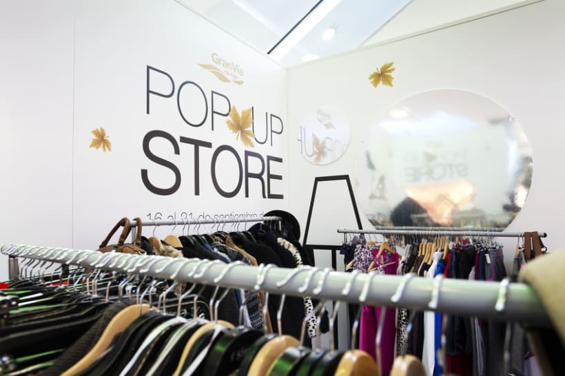 Pop Up Store Gran Vía de Vigo 3