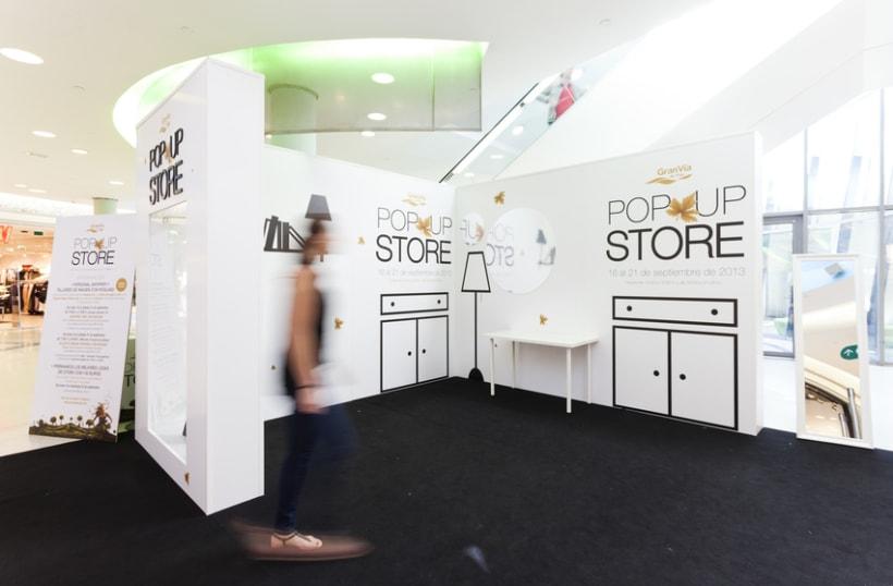 Pop Up Store Gran Vía de Vigo 2