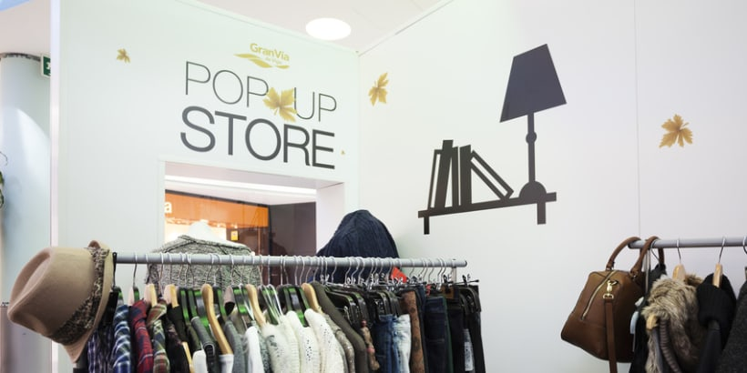 Pop Up Store Gran Vía de Vigo 6