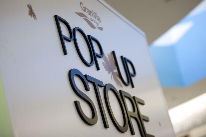 Pop Up Store Gran Vía de Vigo 1