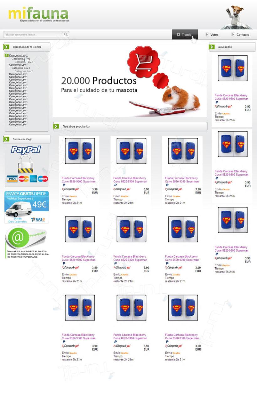 Diseño de tiendas eBay 5