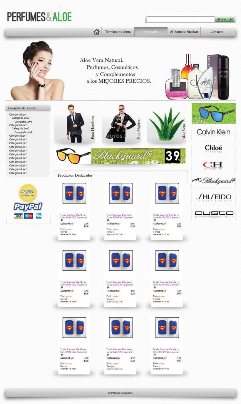 Diseño de tiendas eBay 8