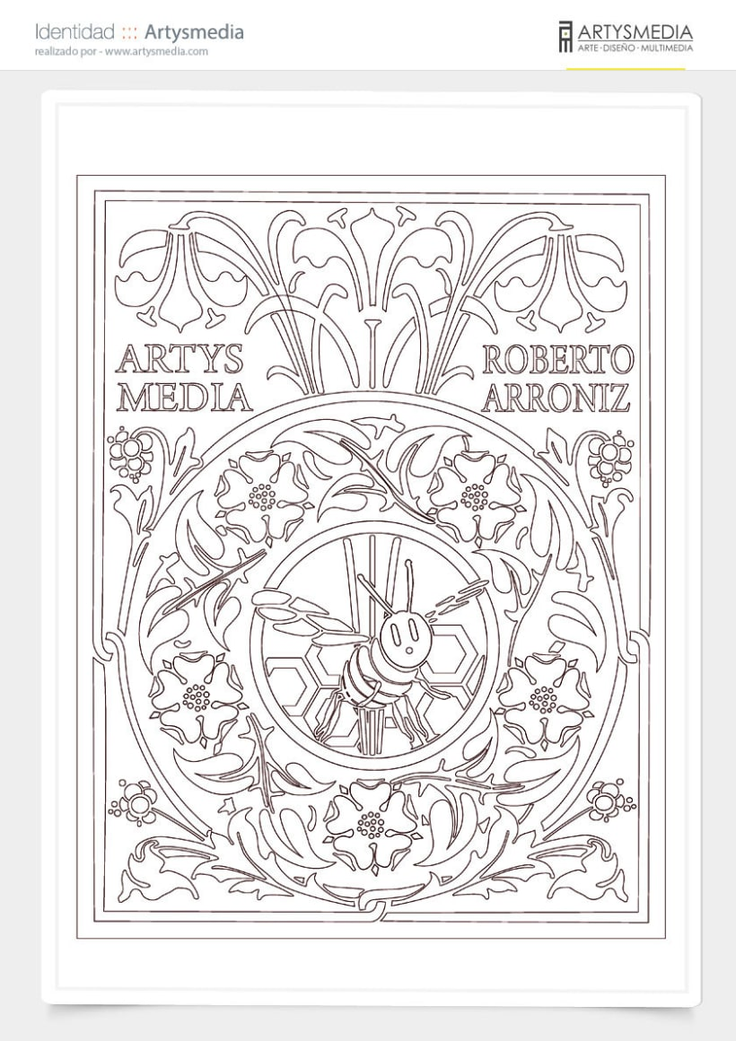 Identidad ::: Artysmedia 1