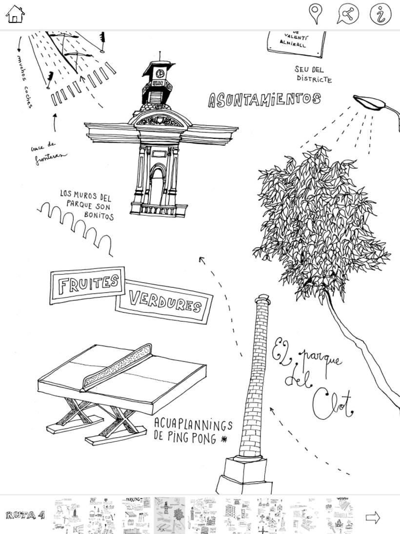 Rutas Inciertas - libro enriquecido para iPad/iPhone 0
