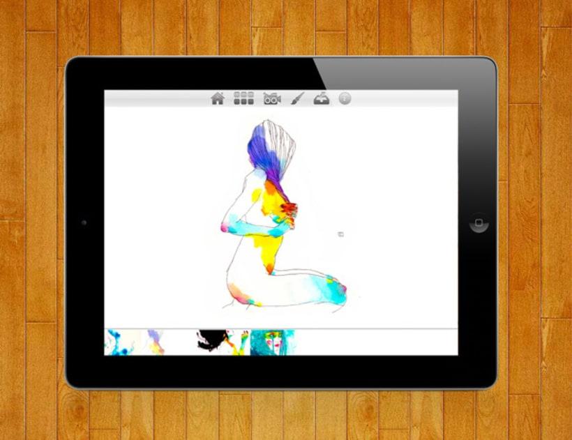 Conrad Roset, the App 4