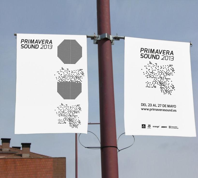 Propuesta Identidad Primavera Sound 2013 3