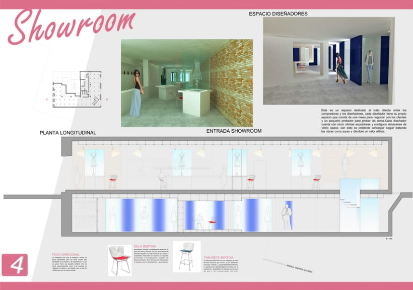 Showroom para diseñadores emergentes 4