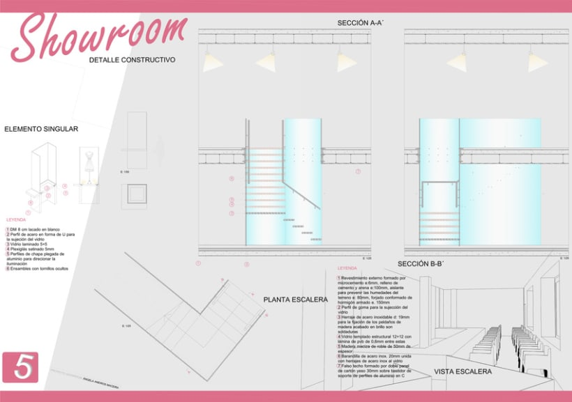 Showroom para diseñadores emergentes 5