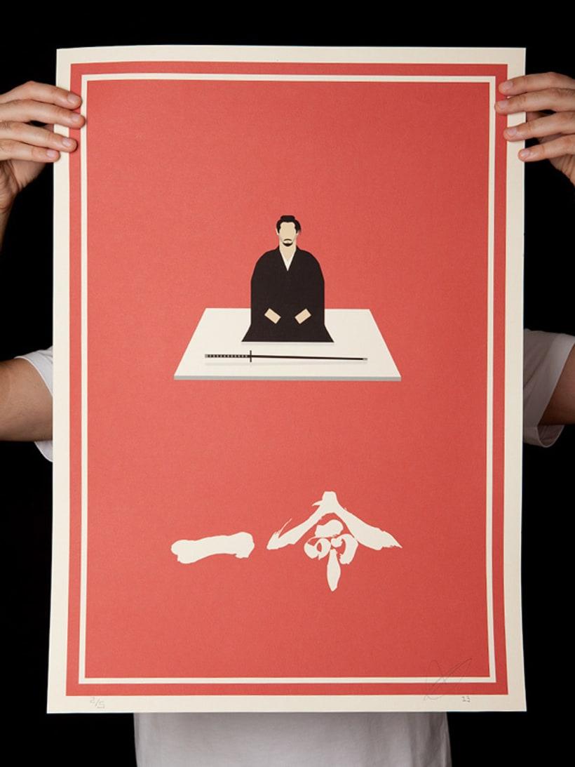 Takashi Miike Film Posters 2