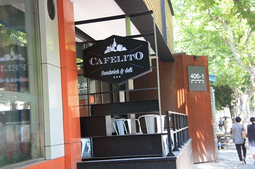Cafelito 'Sandwich & Deli' SH 0