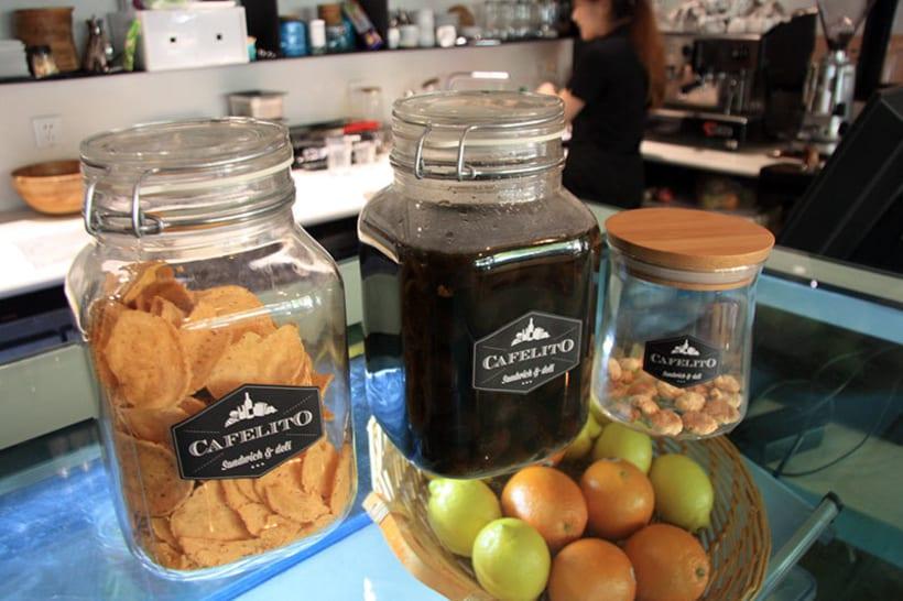 Cafelito 'Sandwich & Deli' SH 4