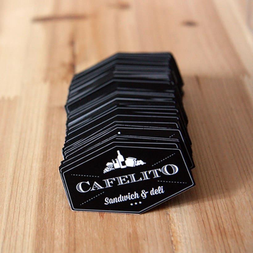 Cafelito 'Sandwich & Deli' SH 1