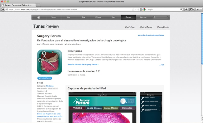 Surgery Forum App 2