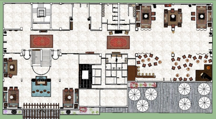 HOTEL ORIENTAL 1