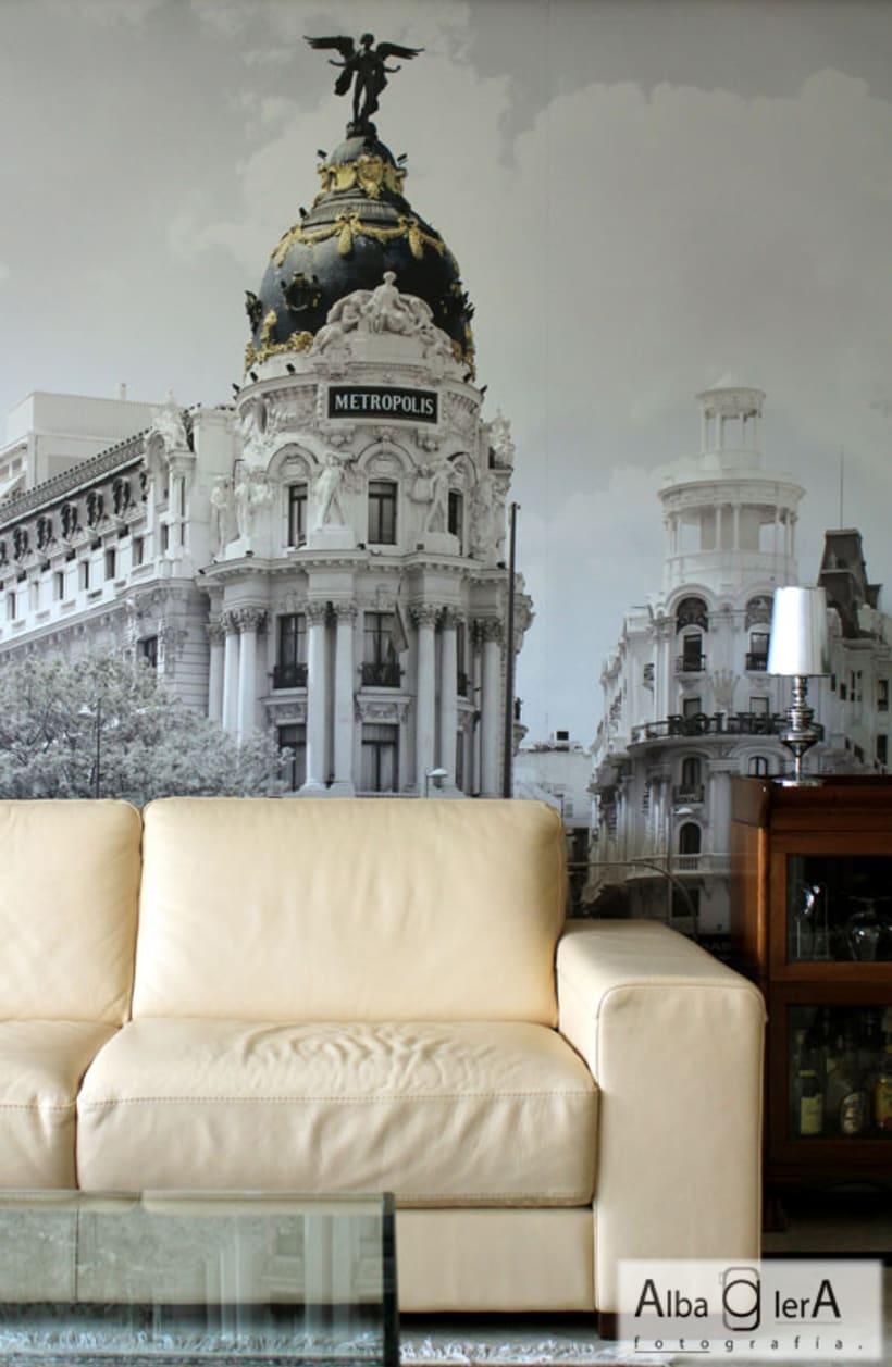 Interiorismo. Proyecto Residencial 0