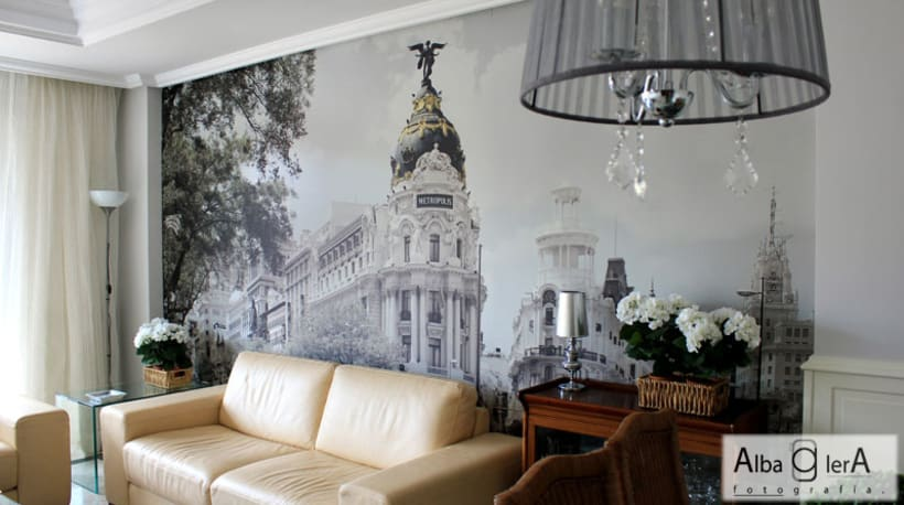 Interiorismo. Proyecto Residencial 1