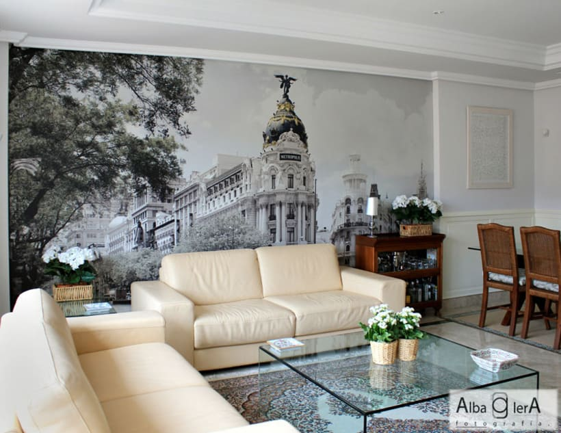 Interiorismo. Proyecto Residencial 2