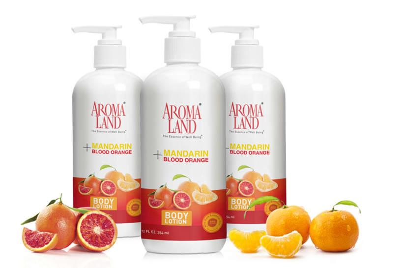 Aroma Land Packaging 1