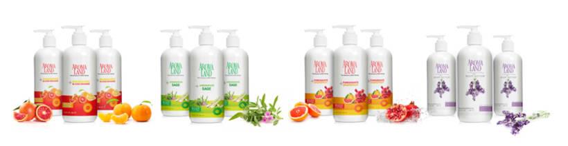 Aroma Land Packaging 0