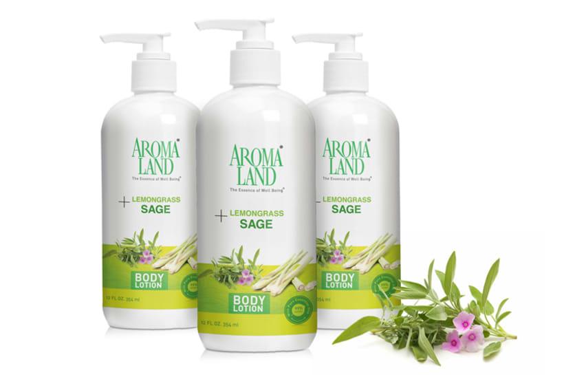 Aroma Land Packaging 2