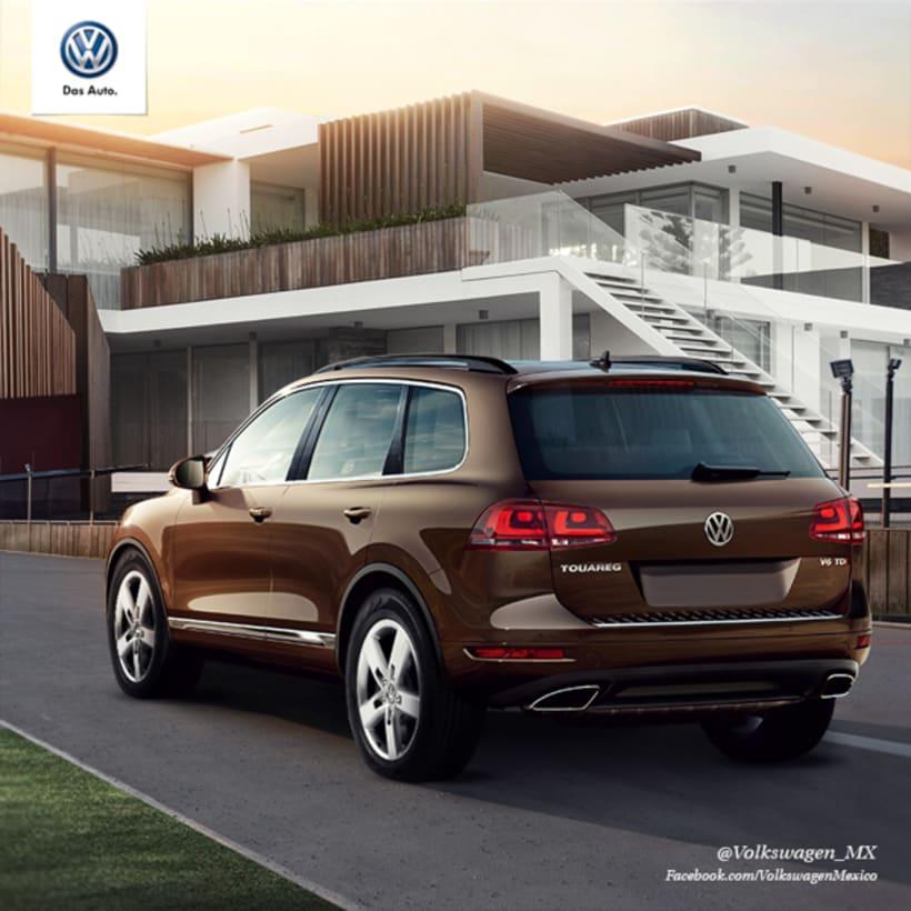 Volkswagen Digital Ads 1