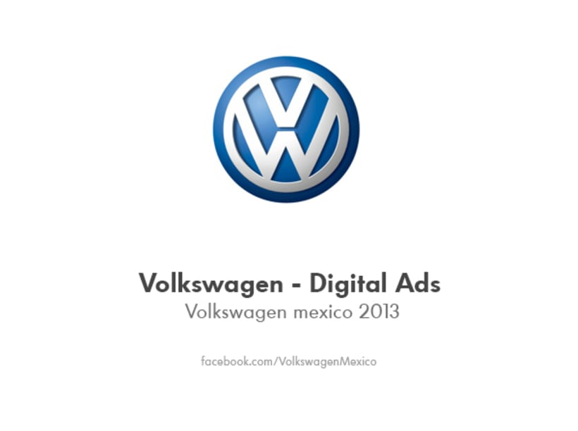 Volkswagen Digital Ads 0