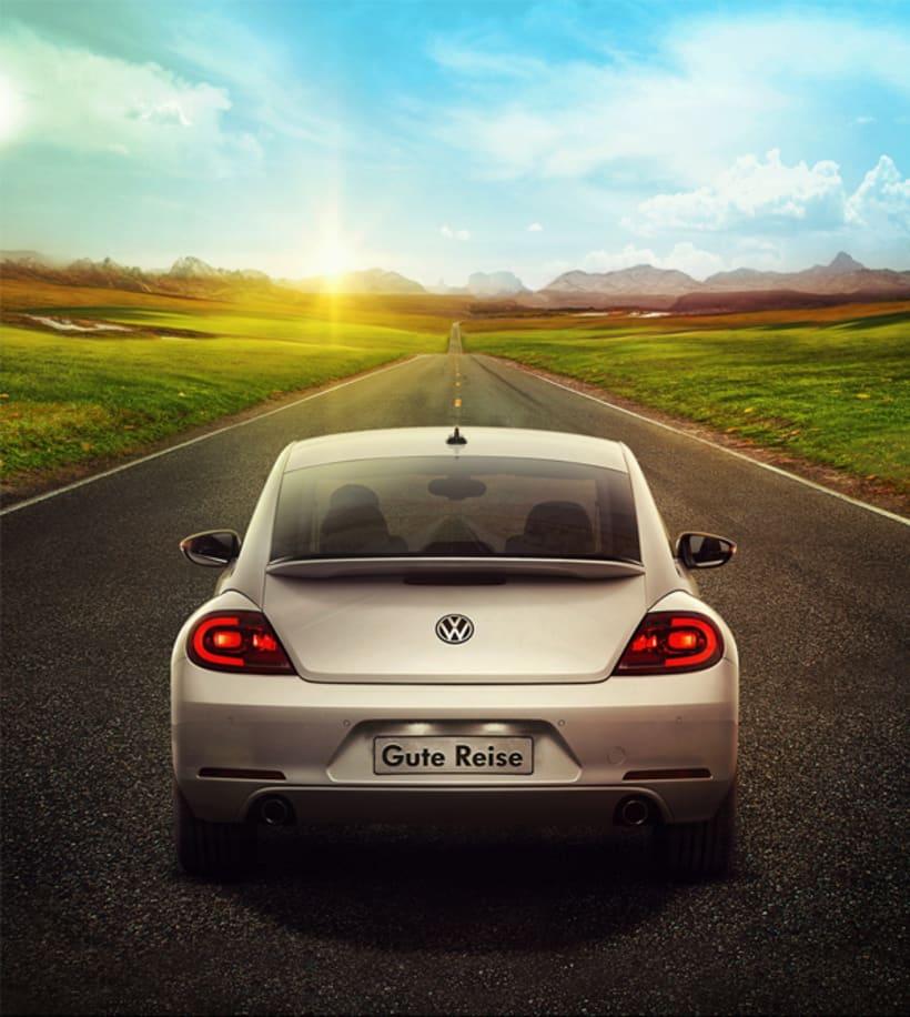 Volkswagen Digital Ads 12