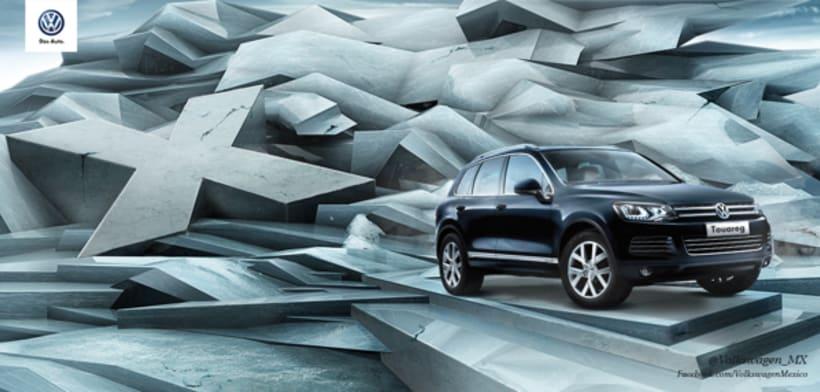 Volkswagen Digital Ads 4