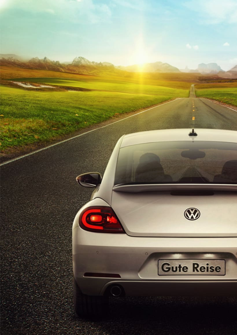 Volkswagen Digital Ads 13