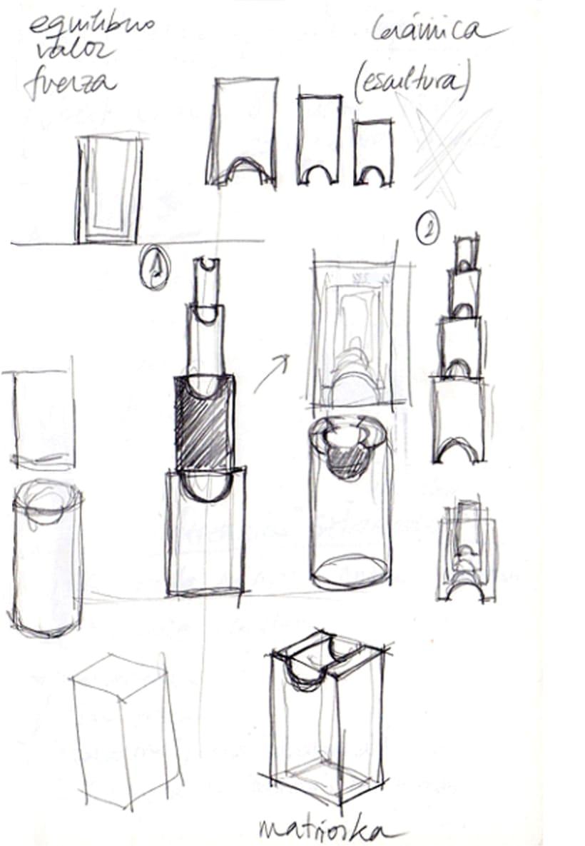 Packaging castellers cerámica 1