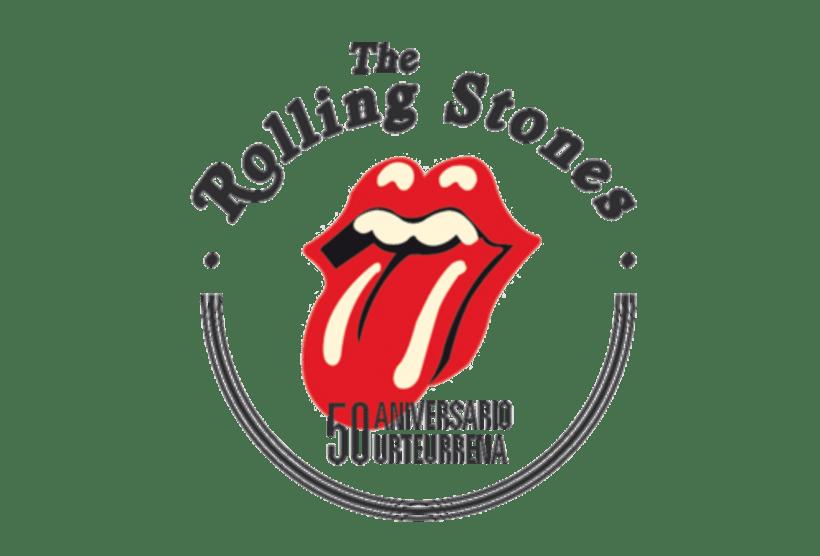 Rolling Stones 50 Aniversario -1