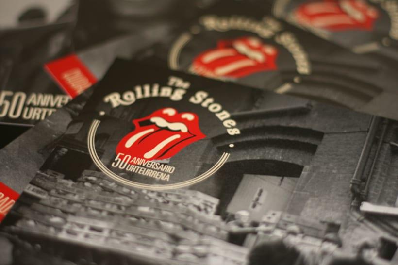 Rolling Stones 50 Aniversario 0