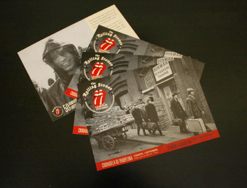 Rolling Stones 50 Aniversario 1